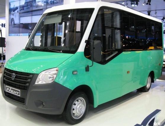 Автобус ГАЗ А63R42
