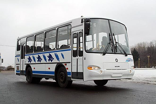 Автобус КАВЗ-4235-42/12