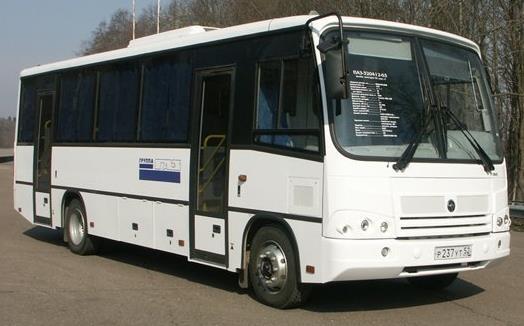 Автобус ПАЗ-320412-04/-05