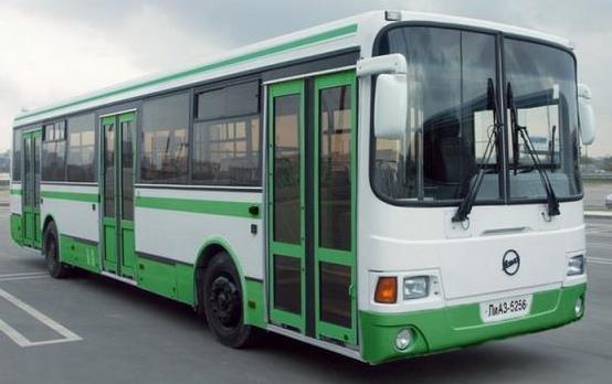 Автобус ЛИАЗ-5256 (городской)