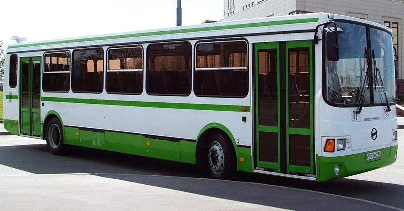 Автобус ЛиАЗ-5256-01 пригород