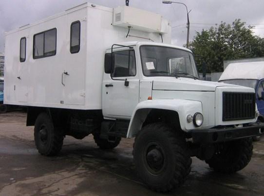 Вахтовый автобус 20 мест на ГАЗ 33081(4х4) дизель