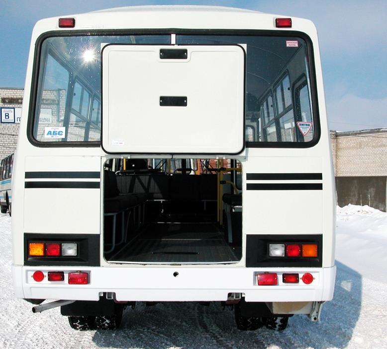 Автобус ПАЗ-32053-80 (ритуальный)