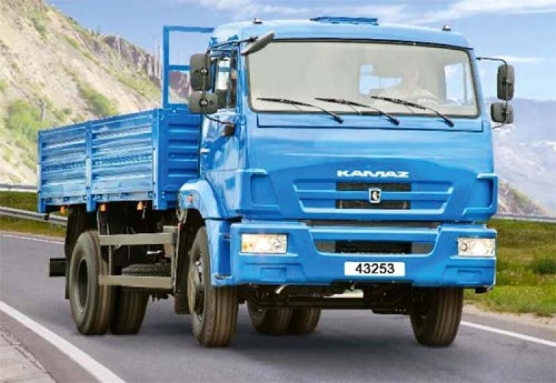 КАМАЗ-43253 (4х2)