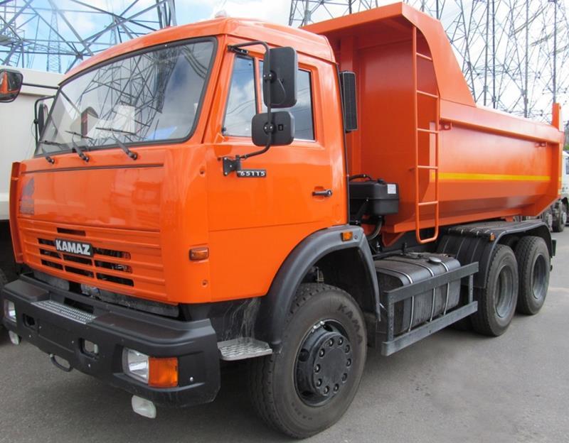 КАМАЗ-65115 (6х4)
