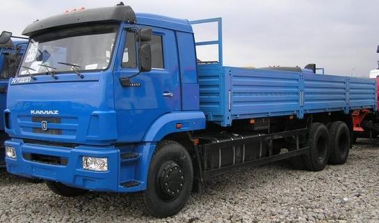 КАМАЗ-65117 (6х4)