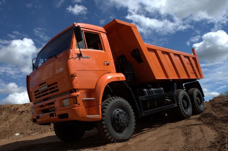 КАМАЗ-6522 (6х6)