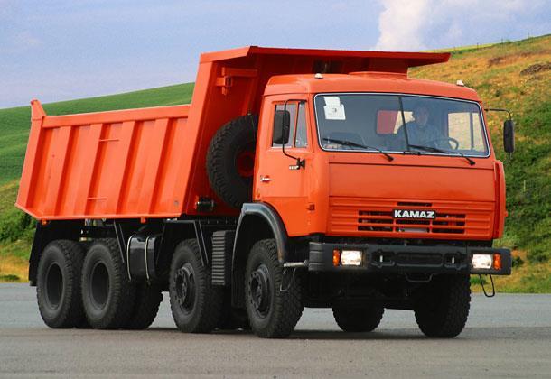 КАМАЗ-6540 (8х4)