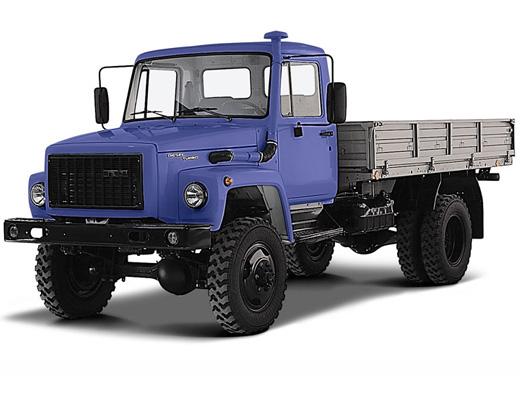 ГАЗ-33086 Земляк