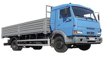 КАМАЗ-4308-A3 (4х2)