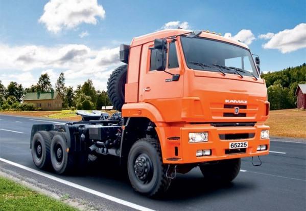 КАМАЗ-65225-22 (6х6)