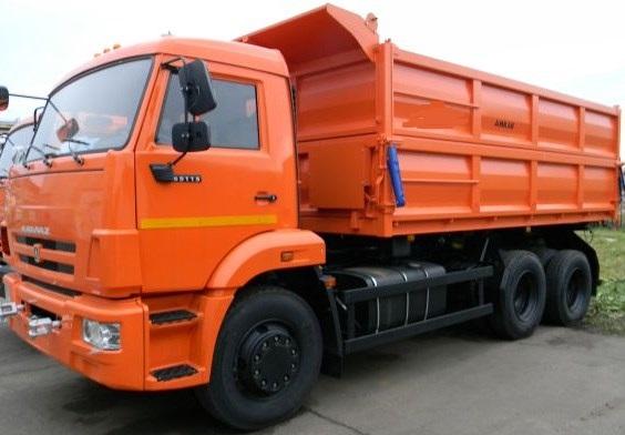 КАМАЗ 658901-11М (АМКАР)