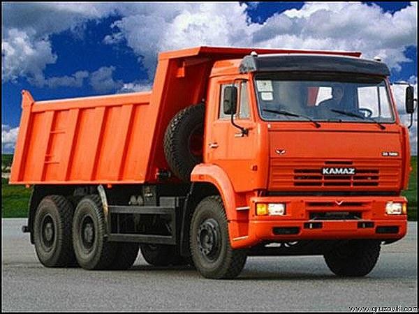 КАМАЗ-6520-60 (6х4)