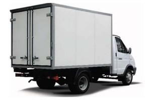 Изотермический фургон на базе ГАЗ 3302