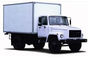 Изотермический фургон на базе ГАЗ 3309