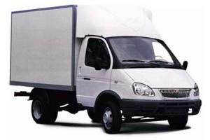 Продовольственный фургон на базе ГАЗ 3302