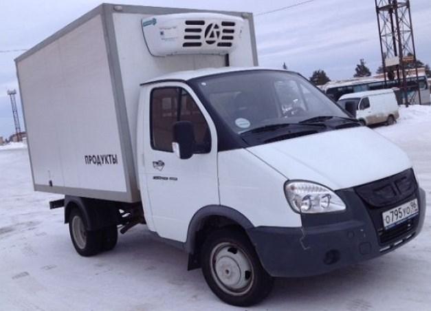 ГАЗ-3302 Газель
