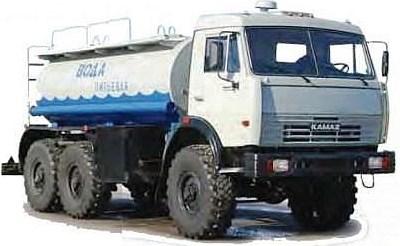 Автоцистерна НЕФАЗ-66063-15