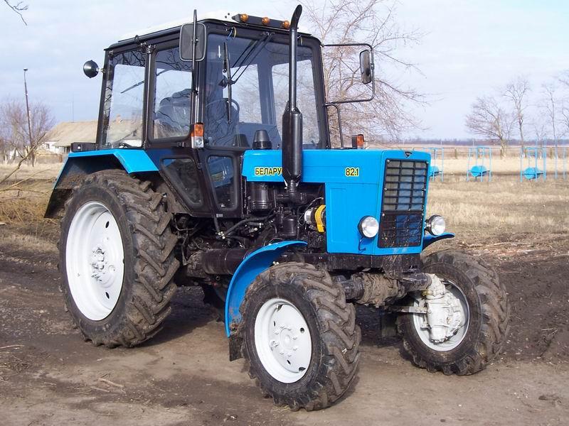 Трактор МТЗ 82.1.