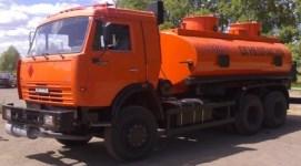 Автоцистерна НЕФАЗ-66064-62