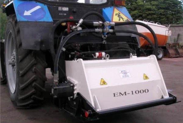 Орган рабочий фрезерный ЕМ 1000