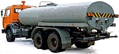 Автобитумовоз ДС-138М