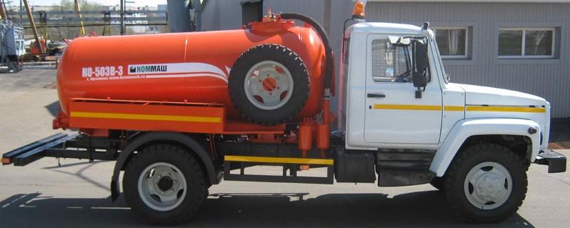 Вакуумная машина КО-503В-3-01