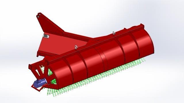 Оборудование щетки EM-1.8