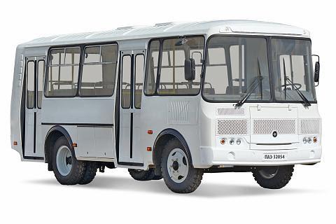 Автобус ПАЗ: модельный ряд пассажирского транспорта